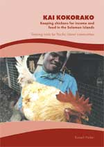 cover of chicken keeping manual